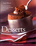 Desserts (French Edition) (2501034635) by Willan, Anne