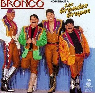 Bronco - Homenaje A Los Grandes Grupos - Zortam Music