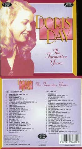 Doris Day - The Formative Years (Disc 1) - Zortam Music