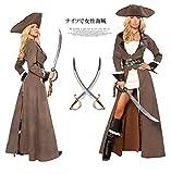 ハロウィン海賊魔女騎士女性海賊風大人用華麗な天使と悪魔衣装コスチューム制服パーティー服コスチューム・ハロウィン衣装コスプレ,仮装,変装,服
