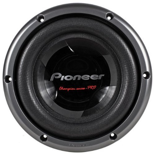Pioneer Premier Competition Spl Series Tsw3002-D4 Spl 3500 Watt Car Subwoofer
