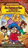 An American Tail - The Treasure of Manhattan Island [VHS]