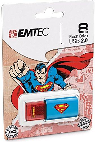 Emtec C600 ECMMD8GC600 Memoria USB portatile 8192 MB