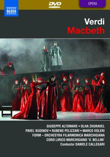 ヴェルディ:歌劇「マクベス」 [DVD]