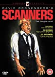 Scanners [1981] [DVD]