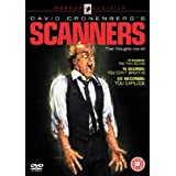 Scanners [1981] [DVD]by Stephen Lack