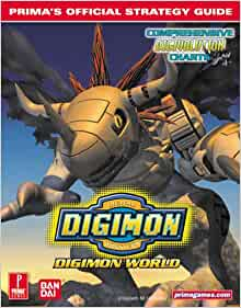 digimon world 1 guide book pdf