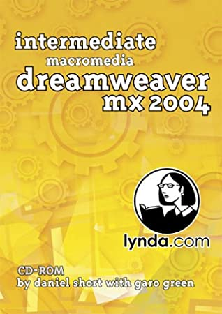 Intermediate Macromedia Dreamweaver MX 2004