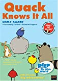 Peep & Big Wide World: Quack Knows It All [DVD] [Import]