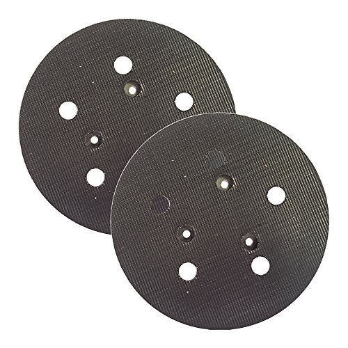 Superior Electric Rsp29-K 5 Inch Sander Pad - Hook And Loop Replaces Porter Cable Oe # 13904 / 13909 (2/Pack) front-138090