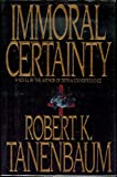 img - for Immoral Certainty book / textbook / text book