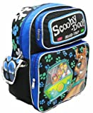 Scooby Doo Backpack - Medium Size Mr Machine And Scooby Doo Backpack