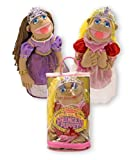 Melissa & Doug Make Your Own Princess Puppet