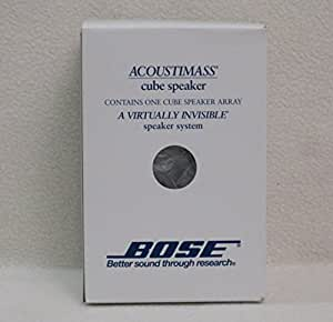 Bose Acoustimass Direct/Reflecting Speaker Black