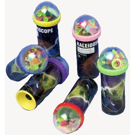 Mini Kaleidoscopes - 1