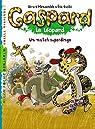Gaspard le léopard, tome 1 : Un match superdingo par Moncomble