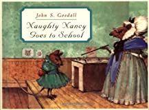 Naughty Nancy Goes to School