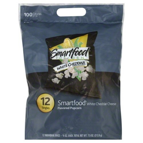 Smartfood White Cheddar Cheese Flavored Popcorn 7.5 Oz (Pack Of 12)