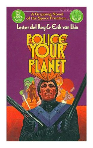 Image for Police Your Planet