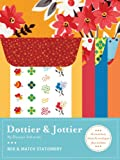 img - for Dottier & Jottier: Mix & Match Stationery book / textbook / text book