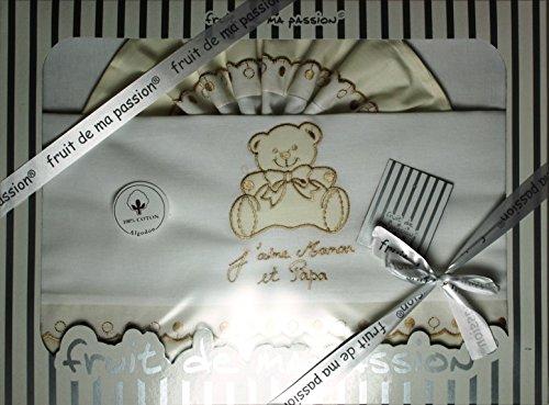 coffret-parure-ensemble-draps-lit-bebe-idee-cadeau-naissance-cn3ped-bcbg-jpm-nissanou