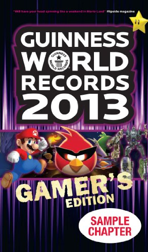 Guinness World Records 2013 Gamer's Edition - Sample Chapter PDF
