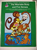 img - for Big Patterns, Activities, and Art Projects for The Wearable Body and Five Senses book / textbook / text book