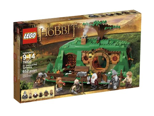 LEGO The Hobbit - An Unexpected Gathering