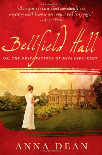 Image of Bellfield Hall: Or, The Observations of Miss Dido Kent (Dido Kent Mysteries)