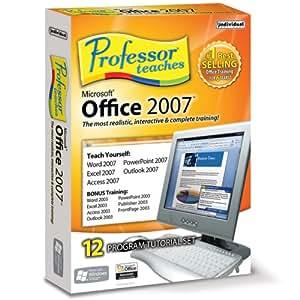 ProfessorTeachesOffice2007