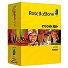 Rosetta Stone V3: Russian Level 1-2 Set with Audio Companion [OLD VERSION]