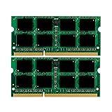 Apple 8GB Memory Kit (2x4GB) DDR3-1600MHz PC3-12800 SODIMM for MacBook Pro (Tamaño: 8 Gb)