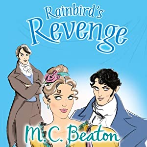 Rainbird's Revenge Audiobook