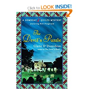 The Devil's Puzzle: A Someday Quilts Mystery (Someday Quilts Mysteries)