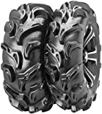 ITP Mega Mayhem Tire - Rear - 28x11x12 , Position: Rear, Tire Ply: 6, Tire Type: ATV/UTV, Tire Application: All-Terrain, Tire Size: 28x11x12, Rim Size: 12 6P0043