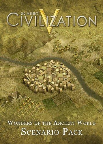Sid Meier's Civilization V - Szenario Pack: Wonders of the Ancient World DLC [PC Steam Code]
