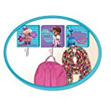 Disney Doc McStuffins 3-Pack Wall Hooks