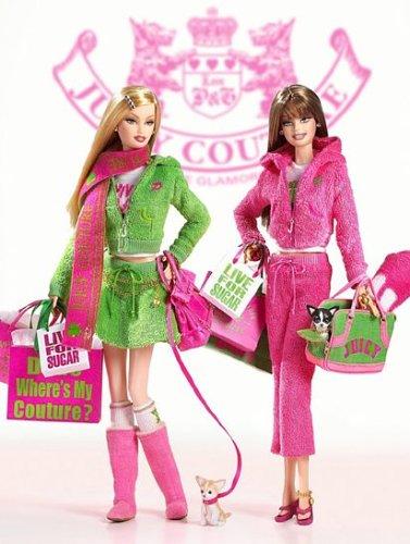 Juicy Couture Barbie 2005 günstig