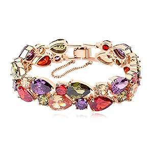 Amazon.com: ChokuShop Luxury Fashion Wedding Bracelets Bangles High