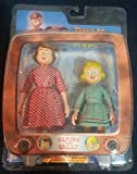 Davey and Goliath Series One Elaine and Sally Action Figure Set, Majestic Studios
