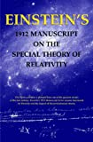 img - for Einstein's 1912 Manuscript on the Special Theory of Relativity book / textbook / text book