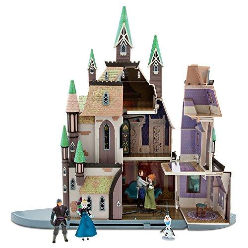 Disney Store - Cha^teau La Reine des Neiges