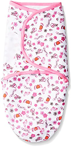 Summer Infant Swaddleme Adjustable Infant Wrap, I'm So Cute (Discontinued by Manufacturer)
