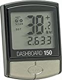Bell Dashboard 150 14-Function Cycle Computer Bell Sports