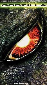 Godzilla - Size Does Matter [VHS]