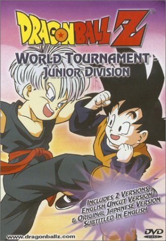 Dragon Ball Z: World Tournament - Junior Division [DVD] [Region 1] [US Import] [NTSC]