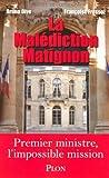 echange, troc Bruno Dive, Françoise Fressoz - La malédiction Matignon