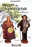 echange, troc Jean Claude Martin - Marques et signatures des santons de Provence