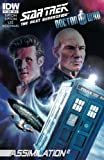 img - for Star Trek TNG/Doctor Who: Assimilation #1 book / textbook / text book