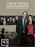 Law & Order: Special Victims Unit - Tenth Year [DVD] [Import](※海外版)